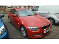 12 PLATE BMW 320SE 2 DR COUPE DIESEL MINT IN & OIT SWAP WHY