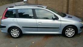 "Peugeot 206 16"" alloy wheels aet"