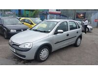 2001 (51 Reg) Vauxhall Corsa 1.7 Diesel 5dr, £395, Mot'd 15/01/17 & 3 Months Warranty
