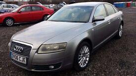 2006 Audi A6 3.0 TDI SE QUATTRO 4dr 12 Months MOT. BOSE + LEATHER + NAV
