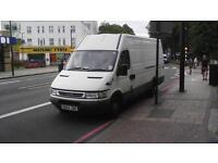 London Man And Van From £20/Hour
