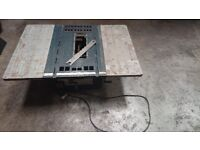 """Performance 10"""" Table Saw"""
