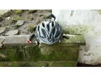 Sierra bicycle helmet (large 58-62cm)