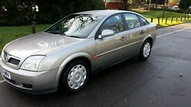 2004 Vauxhall Vectra 2.0 DTi 16v LS 5dr 1Year MOT HPI CLEAR @07445775115@