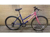 "Ladies town bike EMELLE RAPIER Frame 18"""