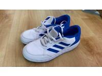 Boys Adidas Trainers Size 13/31.5