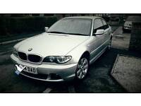 Bmw 318ci 2ltr coupe 54 plate px or swap for a van