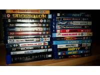 24 blu-ray dvds