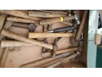 Boxes of tools