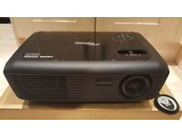 Optoma tv projector