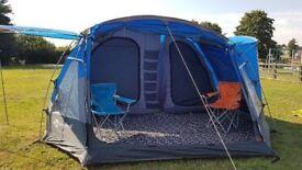 Tent - 5 Man - Starview Five Gelert Beyond