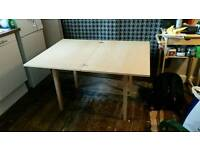 Extendable table £35ono