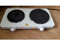 Electric 2 Ring Hobplate