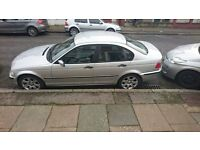 BMW 3 SERIES E46 318 SALOON 4 DOOR FAMILY SE SPARES OR REPAIRS