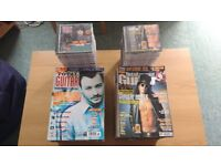 Total Guitar Magazine (Many Issues!) Plus Some Guitarist Magazine & A Few Others