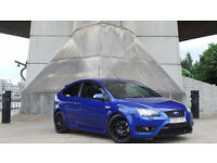 2007 07 FORD FOCUS ST-2 2.5 FSH BLUE MOT 06/17(PART EX WELCOME)***FINANCE AVAILABLE***WARRANTY