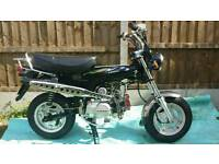 2011 lifan lf110 gy-3 honda Dax replica monkey bike