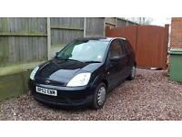 Ford Fiesta Lx spares or repairs