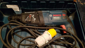 BOSCH GBH 2-24D, 110V, HITH BOX,VERRY GOOD CONDITIONS