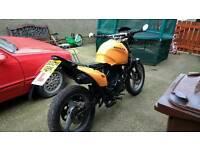 2004 Honda varadero XL 125cc custom full mot today