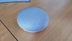 Google Home Mini New Chalk