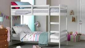 Ex display josie shorty bunk bed frame