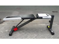 MAXI MUSCLE UTILITY WEIGHTS BENCH