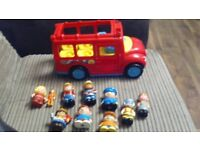 little people fisher price