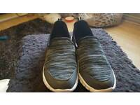 Job lot of trainers, walking shoes, comfy shoes