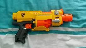 Assorted NERF Toys