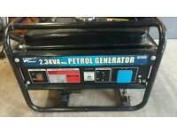Pro user 2.3kva petrol generator