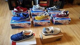 NEW BALANCE TRAINER size 9 only DIFERENT MODEL AND COLOUR NEW CONDITION