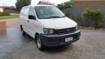 1999 Toyota Townace Rowville Knox Area Preview