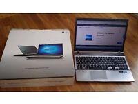 Samsung Gaming Laptop NP550P5C - S03UK Silver