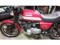 Kawasaki Z550-GT (very Low Mileage) 1992