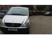 Mercedes Vito 9 seator traveliner for sale
