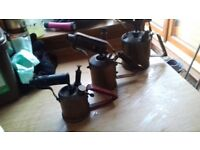 3 blow torches