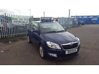 2011 SKODA FABIA 1.6 TDI ELEGANCE 94K FULL MOT 3 MONTH WARRANTY PX WELCOME **FINANCE AVAILABLE**
