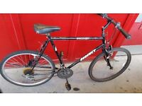 Cheap bicycle to get you around spares or repairs