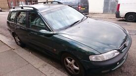 Vectra Estate 1997 work needed for MOT or for spares