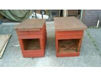 Dog/ cat kennels in good condition