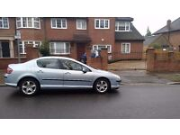 Peugeot 407 Automatic Diesel 1 Owner from new fsh not audi bmw vectra 507 astra mondeo e220 vw honda