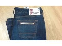 Superdry jeans brand new.