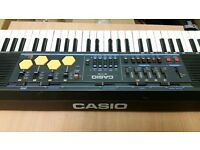 49 keys Casio Stereo Keyboard, Piano, Electronic Casiotone MT-500 for sale 39.99 pound reduced