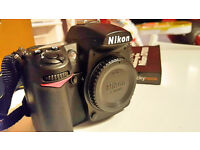 Nikon D7000 body plus extra