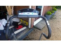 Horizon fitness electric folding treadmill