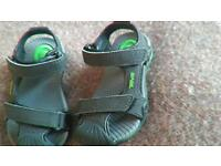 Toddler Teva sandals Sz. 7 never worn