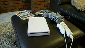 Nintendo wii and 1 game