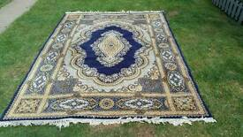 Large traditional rug