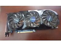 Gigabyte AMD Radeon HD 7950 3GB GDDR5 Windforce 3 Graphics Card